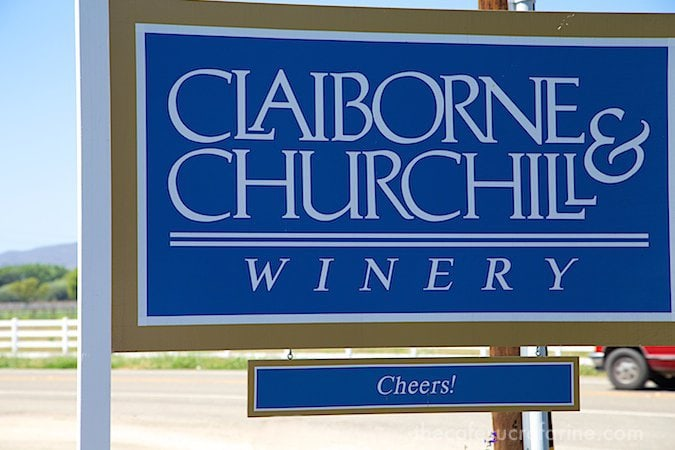 California Coast Road Trip - Part 2 - C & C Winery
