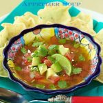 Chicken Tortilla Soup. A fabulous meal in a bowl!