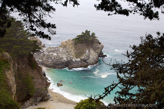 Coastline near Carmel-By-the-Sea
