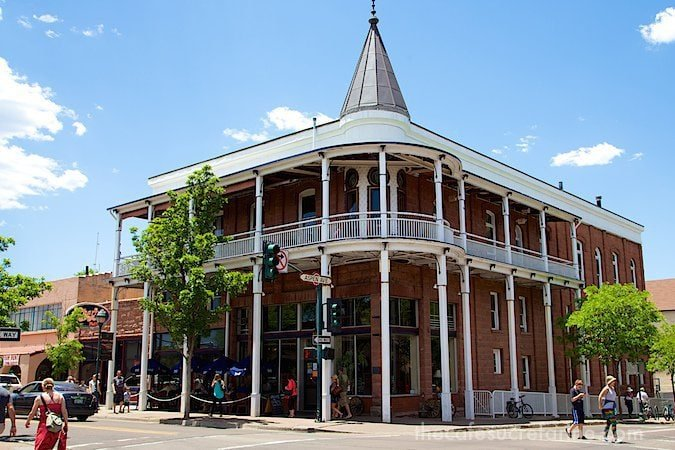 Flagstaff Downtown Weatherford