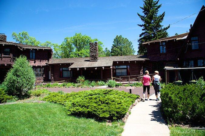Flagstaff - Lumber Baron's home