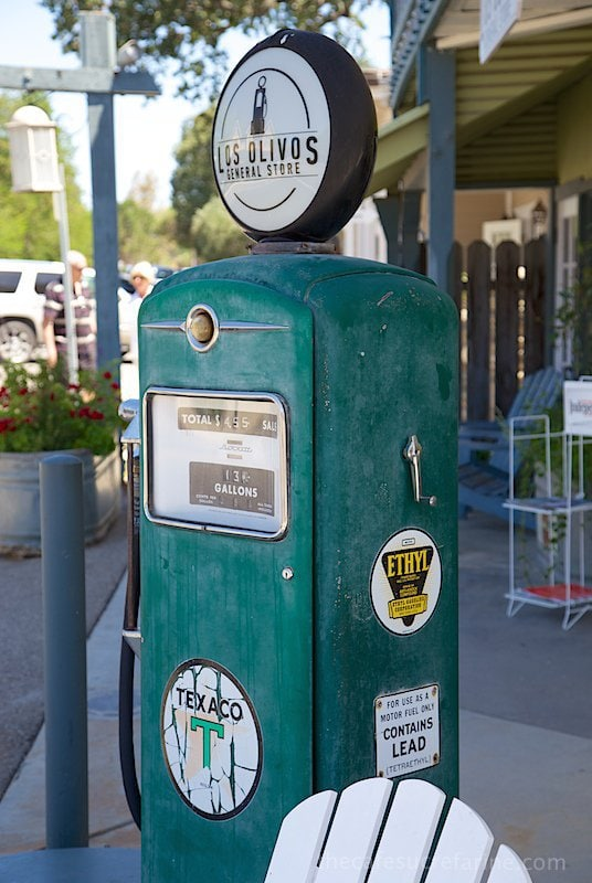 LosOlivosGasPump