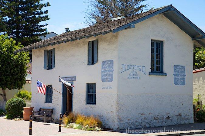 Monterey Fisherman's Wharf building