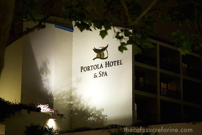 Monterey Portola Hotel