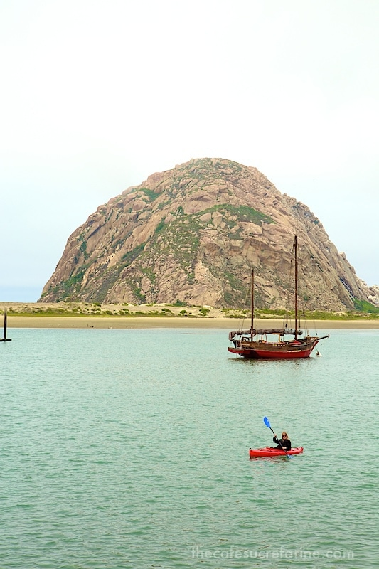 California Coast Road Trip - Part 2 - Morro Rock