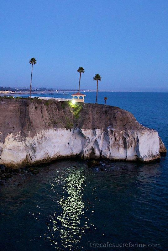 California Coast Road Trip - Part 2 - PismoBeachVentanaRomanticTable