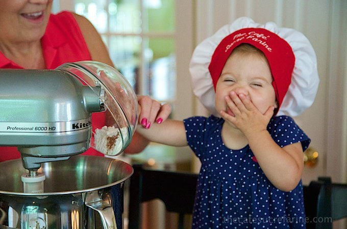 Chocolate Sugar Cookies. Cooking with Emery