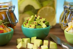Pickled Avocados - a delightful treat for snacking, appetizers, in sandwiches, salads ...