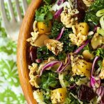 Healthy, Crunchy Salad Topping