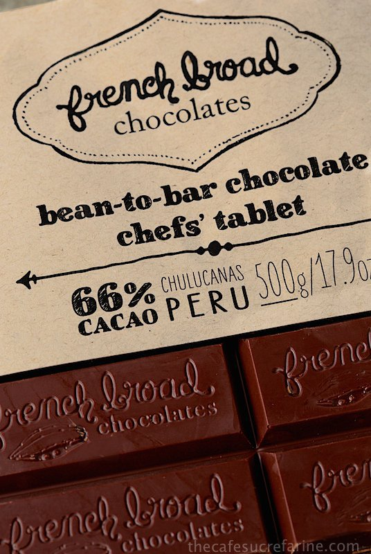 French Broad Chocolates - amazing!