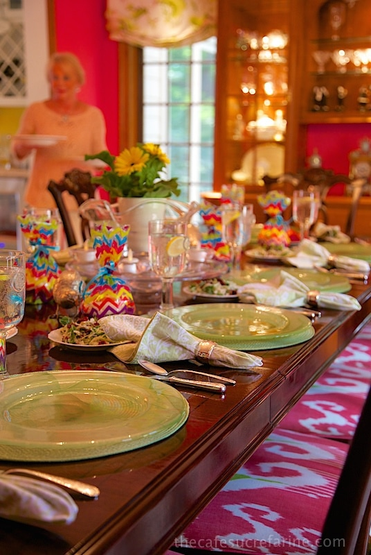 Marlene's table