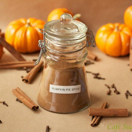 Pumpkin Pie Spice Pumpkin Pie Spice - Make it yourself. Super easy and it will save you a chunk of change!