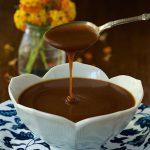 Buttermilk Maple Toffee Sauce