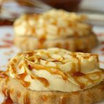 Pumpkin-Spiced Shortbread with Apple Cider Buttercream