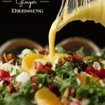 Clementine Ginger Salad Dressing
