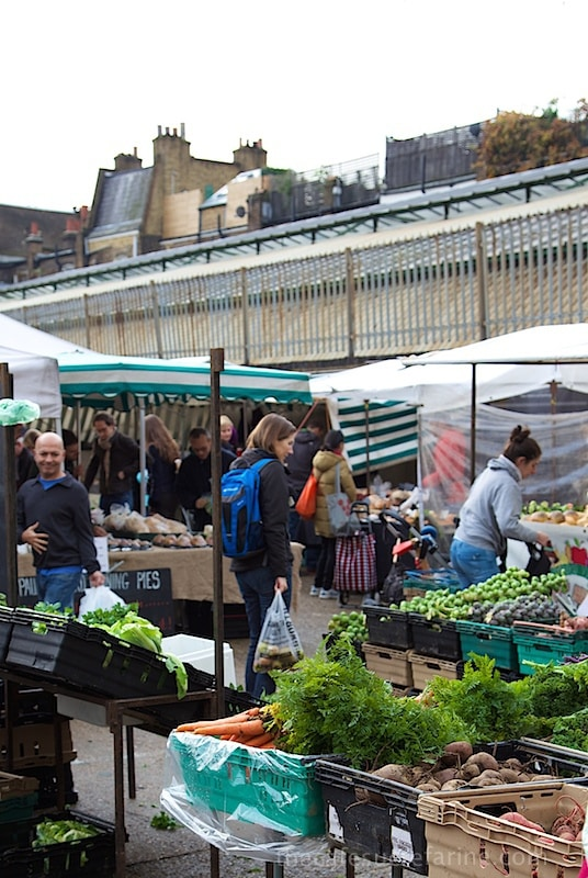 Why we love London - the markets!