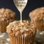 Brown Sugar Banana-Clementine Muffins
