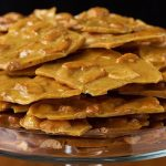 Curry Cashew Brittle