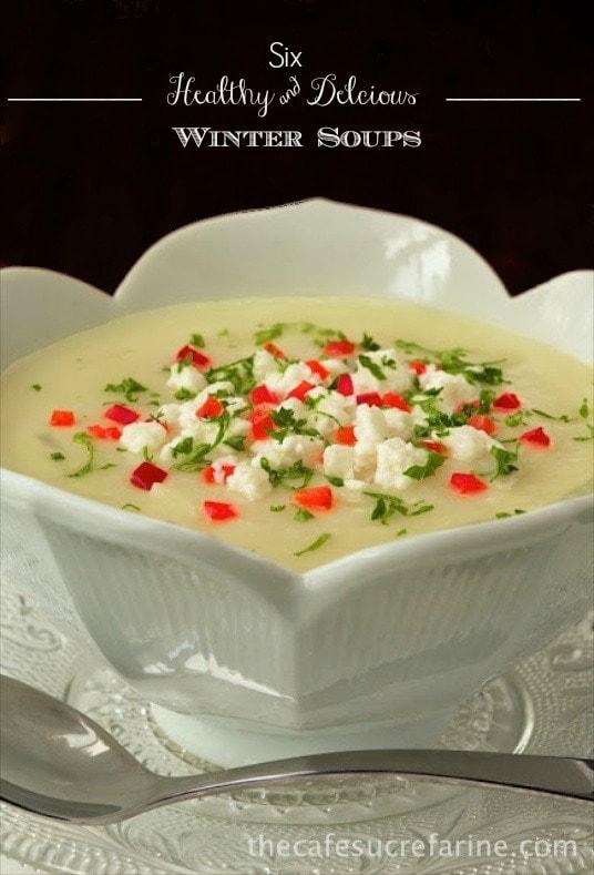 Six Healthy, Delicious Winter Soups
