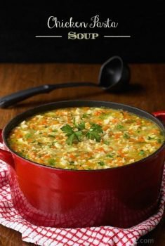 Five Favorite Winter Comfort Soups