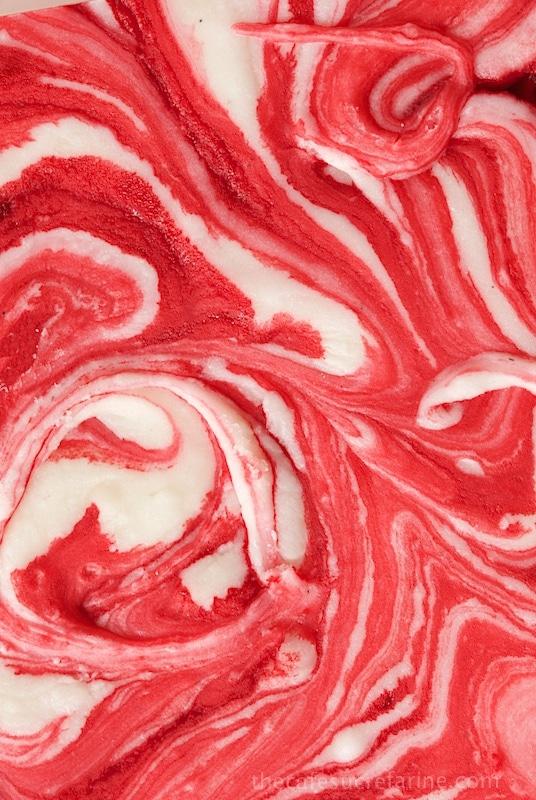 Raspberry Swirl Fudge Recipe — Dishmaps