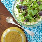 Greek Quinoa Chicken Salad