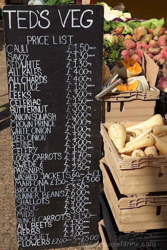 Nottting Hill Market