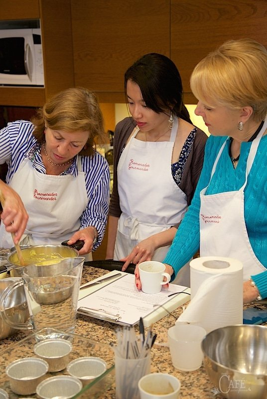 Cooking School with Paule Caillat