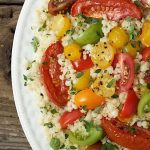 Ottolenghi's Tomato Party Couscous Salad