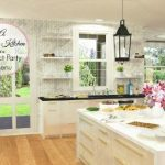 A Dream Kitchen and a Perfect Party Menu