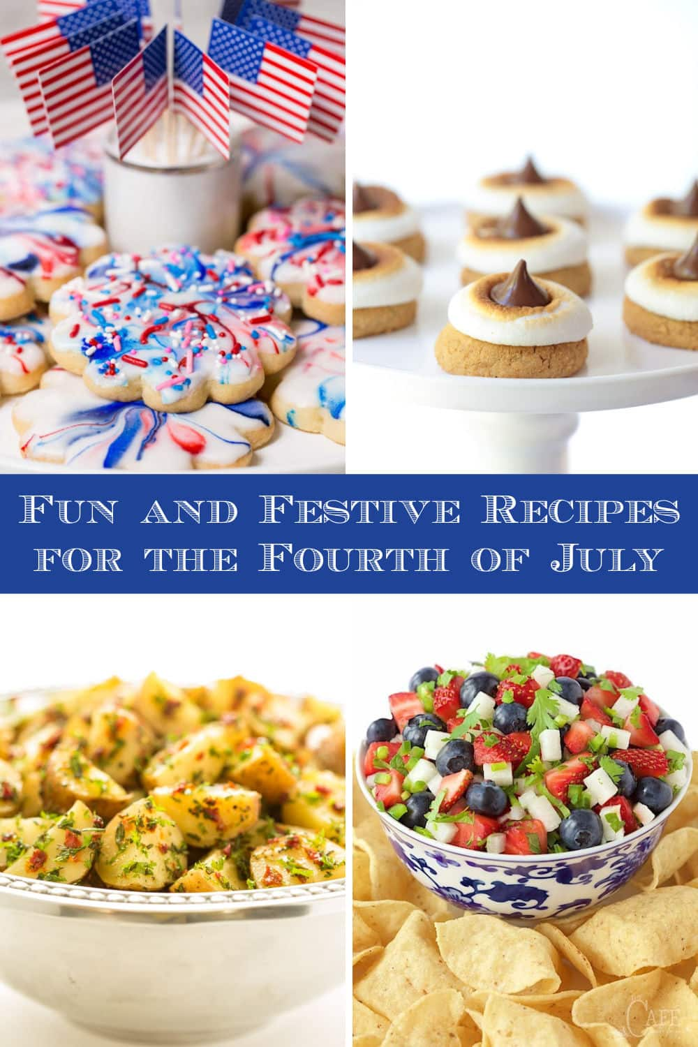 Celebrate the Fourth of July in Style with these Easy, Delicious Recipes!