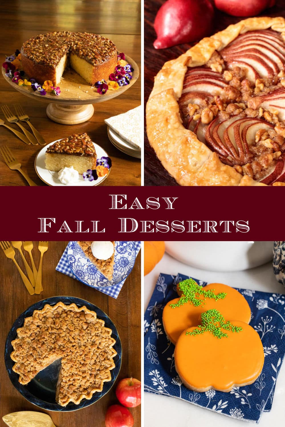 The Sweet Side of Fall! Delicious Autumn Desserts to Enjoy and Share