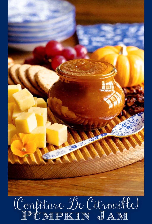 Pumpkin Jam (Confiture De Citrouille)