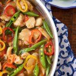 30 Minute Sticky Thai Chicken