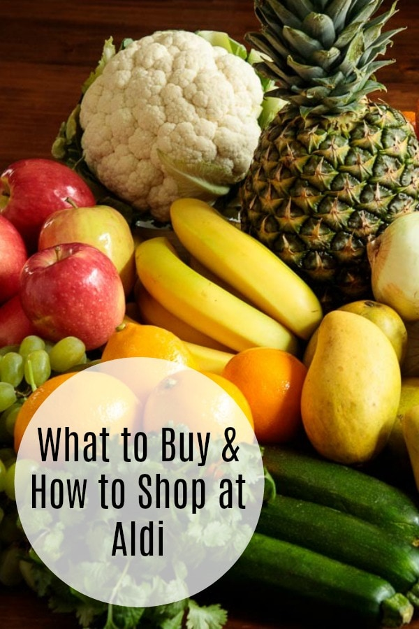 All about Aldi. Our best tips and tricks for shopping at Aldi, as well as our favorite things to buy! #aldi #whattobuyataldi #howtoshopataldi #tipsandtricks