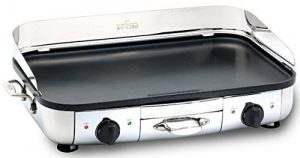 all-clad-99014-gt-electric-griddle-with-20-x-13-inch-hard-anodized-cooking-surface-silver-by-all-clad