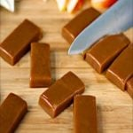 Apple Cider Caramels