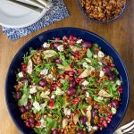 Arugula Roasted Grape Salad-14