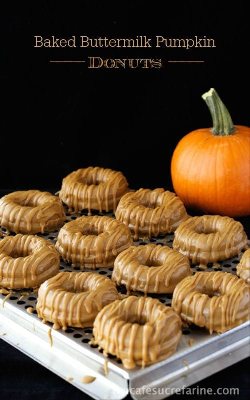 What to do with Leftover Pumpkin Puree - a few fun ideas to help use up that extra pumpkin that always seems to be appear in your refrigerator this time of year! thecafesucrefarine.com