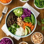 30 Minute Thai Basil Beef Bowls