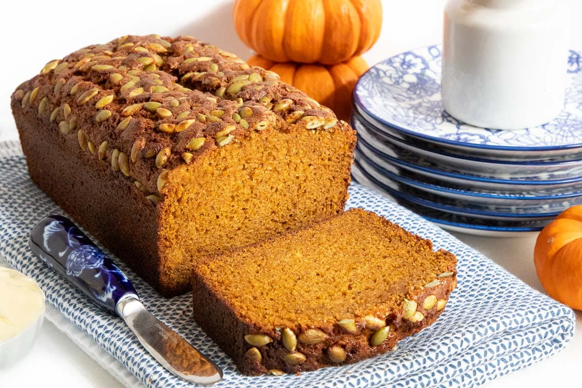 Better Than Starbucks Pumpkin Bread The Cafe Sucre Farine