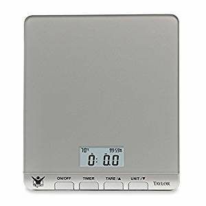 Biggest Looser Glass Kitchen Scale