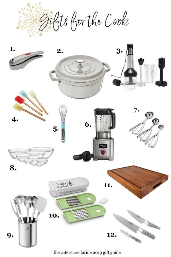 Our 2019 gift guide, for the people in your life who love to cook, bake, grill and entertain.