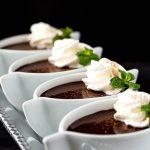 Blender Chocolate Pots de Crème