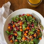 Black Bean Sweet Potato Salad