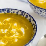 Easy Carrot Coriander Soup