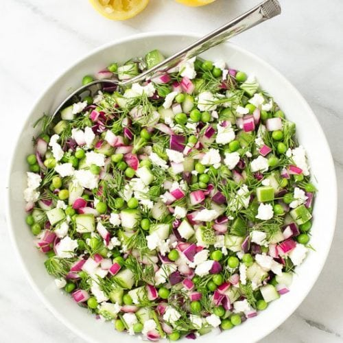 Cucumber Salad Recipe With Dill
