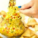 Copycat Trader Joes Corn and Chile Salsa