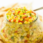 Copycat Trader Joe's Corn and Chile Salsa