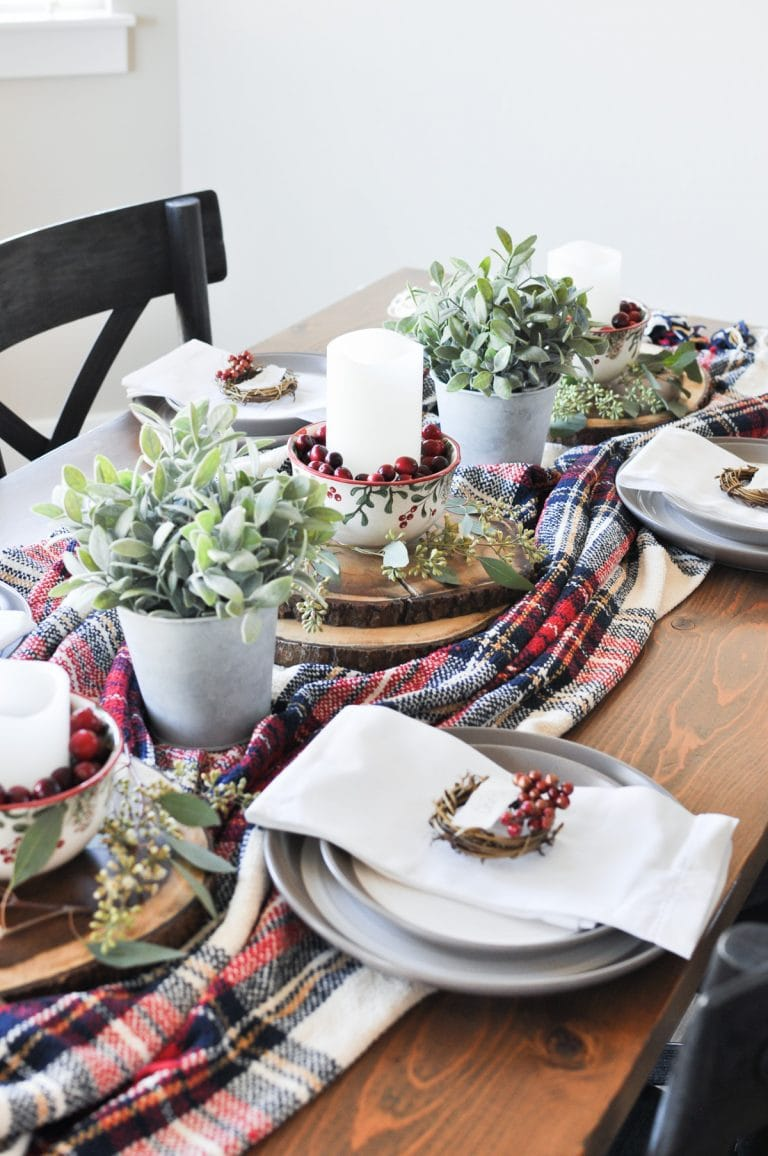 Photo of a tablescape from Cherished Bliss.